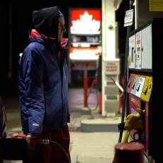 """Shawn Pumps Gas • <a style=""""font-size:0.8em;"""" href=""""http://www.flickr.com/photos/111317728@N08/33004905491/"""" target=""""_blank"""">View on Flickr</a>"""