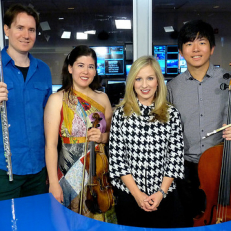 """Sonic Escape with TV host Heather King • <a style=""""font-size:0.8em;"""" href=""""http://www.flickr.com/photos/111317728@N08/15641724051/"""" target=""""_blank"""">View on Flickr</a>"""