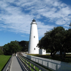 "Ocracoke Lighthouse • <a style=""font-size:0.8em;"" href=""http://www.flickr.com/photos/111317728@N08/15018529543/"" target=""_blank"">View on Flickr</a>"