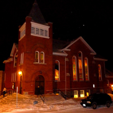 "Knox United Church, Kenora, ON • <a style=""font-size:0.8em;"" href=""http://www.flickr.com/photos/111317728@N08/11642078294/"" target=""_blank"">View on Flickr</a>"
