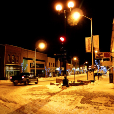 "Kenora at night • <a style=""font-size:0.8em;"" href=""http://www.flickr.com/photos/111317728@N08/11642481146/"" target=""_blank"">View on Flickr</a>"