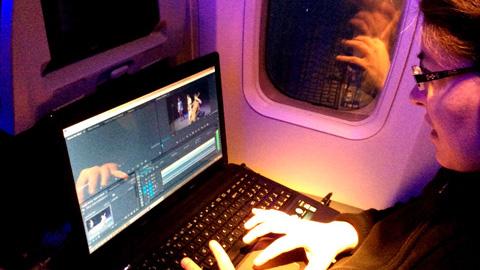 Maria Editing Small