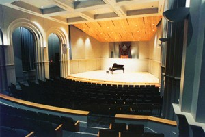 Yoder Recital Hall